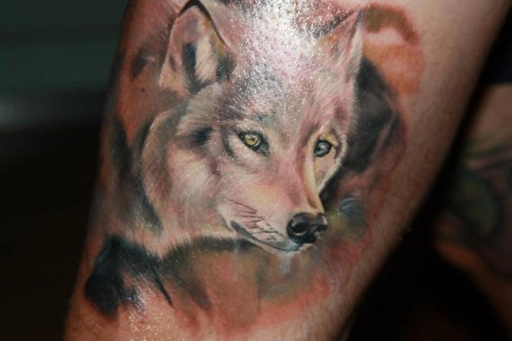 Great wolf tattoos pictures tattooimages biz